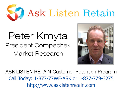 Manufacturer's – Customer Retention Program